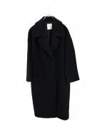 1er Arrondissement(プルミエ アロンディスモン)の古着「ロングコート」|ブラック