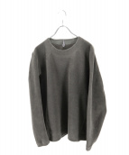 ARCTERYX VEILANCE(アークテリクス ヴェイランス)の古着「Dinitz Sweater ディニッツスウェット」 グレー