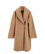 Loungedress(ラウンジドレス)の古着「チェスターコート」 ベージュ