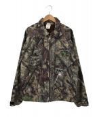 ()の古着「リアルツリーカモハンティングジャケット」 グリーン