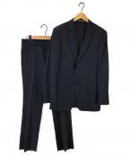 ck Calvin Klein(シーケーカルバンクライン)の古着「2Bセットアップスーツ」|ネイビー