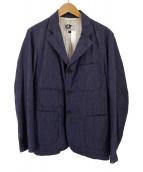 ()の古着「ベッドフォードジャケット」 インディゴ