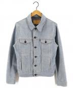 LEVIS MADE&CRAFTED(リーバイス メイドアンドクラフテッド)の古着「Trucker Jacket デニムジャケット トラッカージ」|インディゴ