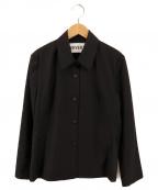 PERVERZE(パーバーズ)の古着「ジャケット」|ブラック