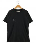 CHALLENGER()の古着「POCKET PANDA BEAR TEE プリントTシャツ」|ブラック