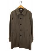 COMME des GARCONS HOMME DEUX(コムデギャルソン オム ドゥ)の古着「コート AD2016」|カーキ