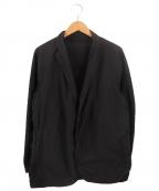 teatora(テアトラ)の古着「WALLET JACKET Packable」|ブラック