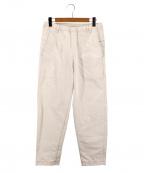 teatora(テアトラ)の古着「Wallet Pants TL  TIME LEAP 20A」|ホワイト