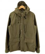 Battenwear(バテンウェア)の古着「Utility Jacket 50/50 Military」 グリーン