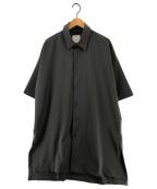 Luis(ルイス)の古着「オーバーサイズシャツ」|グレー