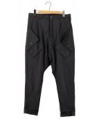 RIN(リン)の古着「Trick Loose Pocket Pants 」|ブラック