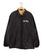 ()の古着「BEMONヴィンテージコーチジャケット」 ブラック