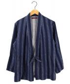 ()の古着「ジャケット」 インディゴ
