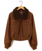 45rpm()の古着「切替ジャケット」 ブラウン