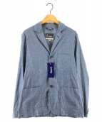 ()の古着「3Bジャケット」 インディゴ