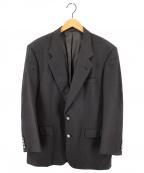 Christian Dior MONSIEUR(クリスチャンディオールムッシュ)の古着「【OLD】ヴィンテージCDボタンジャケット」|グレー