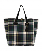 Brady()の古着「CARRYALL DRESS GORDON BAG LARG」|グリーン