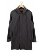 Patagonia(パタゴニア)の古着「FOGBANK TRENCH COAT」|ブラック