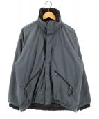 ()の古着「[古着]90sFusion Jacket ナイロンジャケット」|ネイビー