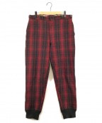 WOOLRICH(ウールリッチ)の古着「[古着]80sMALONE PANTS」|レッド