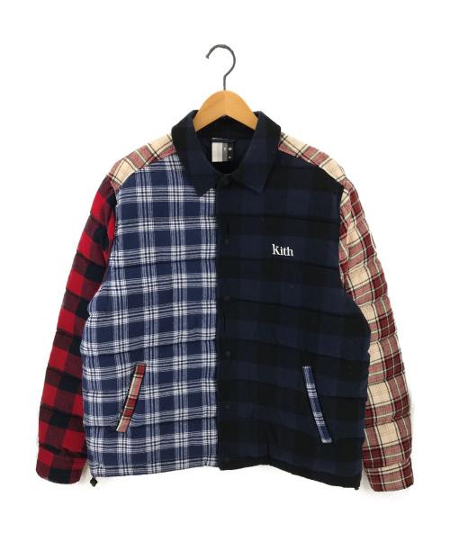 KITH(キス)KITH (キス) Murray Quilted ダウンジャケット マルチカラー サイズ:M 20-020-060-0003の古着・服飾アイテム
