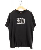 SUPREME(シュプリーム)の古着「19SS WHO THE FUCK IS Tee 」|ブラック