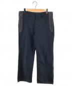 nanamica(ナナミカ)の古着「GROUND PANTS グランドパンツ」|ネイビー