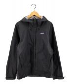 Patagonia(パタゴニア)の古着「トレントシェル3Lジャケット マウンテンパーカー」|ブラック