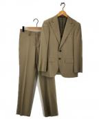 DURBAN(ダーバン)の古着「2Bセットアップスーツ」|ベージュ