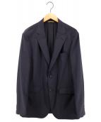 TAKEO KIKUCHI(タケオキクチ)の古着「4WAYテックストレッチジャケット」|ネイビー