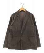 ()の古着「コーデュロイジャケット」 ブラウン