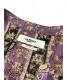 中古・古着 ISABEL MARANT ETOILE (イザベルマランエトワール) コットンフラワープリントシャツ パープル サイズ:36 78-01-03-01020:7800円