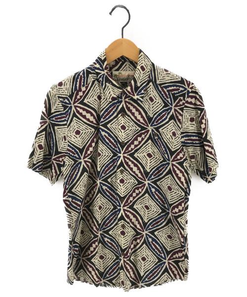 pataloha(パタロハ)pataloha (パタロハ) アロハシャツ ベージュ サイズ:XXSの古着・服飾アイテム