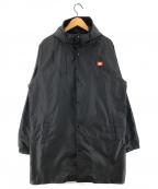 X-LARGE(エクストララージ)の古着「フードコート」|ブラック