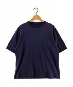 ()の古着「HALF SLEEVE POCKET Tシャツ」 パープル