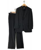 DURBAN(ダーバン)の古着「MONSOONセットアップスーツ」 ブラック