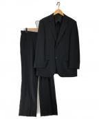DURBAN(ダーバン)の古着「MONSOONセットアップスーツ」|ブラック