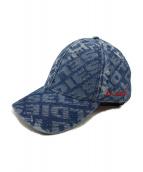 DIESEL(ディーゼル)の古着「C-JACKY HAT キャップ」|インディゴ