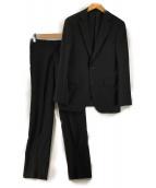 TAKEO KIKUCHI(タケオキクチ)の古着「セットアップスーツ」 ブラック