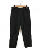 THE SHINZONE(ザ シンゾーン)の古着「オーソリティパンツ」|ブラック