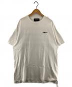 LONELY/論理(ロンリ)の古着「NEW LOGO TEE Tシャツ」|ホワイト