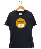 Maison Margiela 10(メゾンマルジェラ 10)の古着「1990 Valentine'sDay T Tシャツ」 ネイビー
