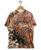 CARVEN(カルヴェン)の古着「グラフィックプリントTシャツ プリントカットソー」|マルチカラー