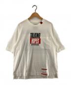 MIHARA YASUHIRO(ミハラヤスヒロ)の古着「HOPES printed T-shirt」|ホワイト