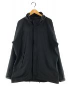 ()の古着「SHELTECH ライトECWCSジャケット」 ブラック