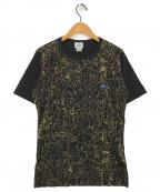 Vivienne Westwood man()の古着「ORGY T-SHIRT プリントTシャツ」 ブラック