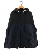 nanamica(ナナミカ)の古着「Cruiser Jacket クルーザージャケット」|ブラック×ネイビー
