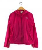 THE NORTH FACE()の古着「SWALLOWTALL HOODIE ジャケット」|ピンク