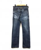 LEVIS VINTAGE CLOTHING()の古着「1947年モデル501XX復刻デニムパンツ」|インディゴ
