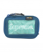SUPREME(シュプリーム)の古着「19AW Small Zip Pouch ポーチ」|ブルー